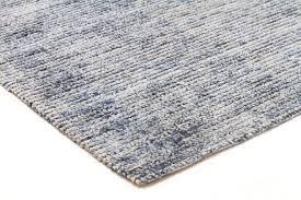Loop Rugs Londrina Indigo Blue Modern Cut Loop Pile Rayon Cotton Rug U2013 Rugs