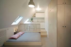 incredible transformation of a tiny attic studio in paris
