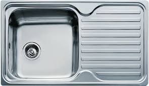 Teka Kitchen Sink Teka Tcla10bmaxrhd Classic Single Bowl Right Drainer Inset