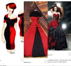 harley quinn wedding dress any dress that looks like something harley quinn would wear on the