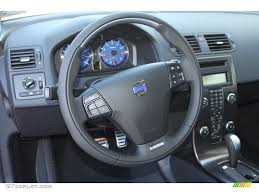 volvo steering wheel 2013 volvo c30 t5 r design r design off black steering wheel photo