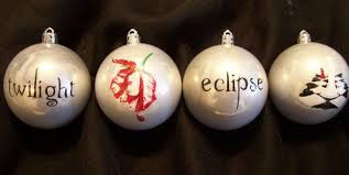 twilight ornaments occasions and holidays
