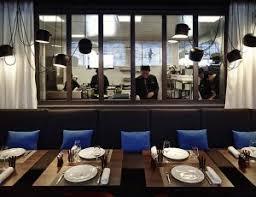 restaurant cuisine ouverte nouvelle tendance l open kitchen pour plus de proximité avec le