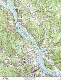 River Map Connecticut River Canoe And Kayaking Haddam Meadows To Deep River Map