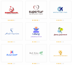 travel company images Travel company name original examples tips logo design blog png