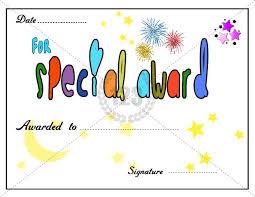 23 best award certificates images on pinterest award