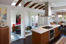 eco friendly kitchen contemporary with building design convection