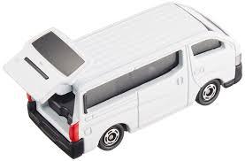 tomica nissan takara tomy tomica no 105 nissan nv350 caravan white box ebay