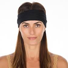 headbands that don t slip hip black non slip headband vero brava