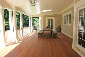 porch flooring ideas 3 best flooring options for screened porches doityourself com
