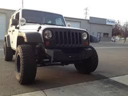 hybrid jeep wrangler rough country wrangler hybrid stubby front bumper w winch mount
