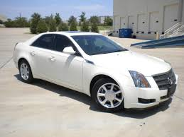 2008 cadillac cts sale 2008 cadillac cts rwd w 1sb for sale in dallas tx from a capital