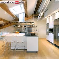 küche in dachschräge küche mit dachschräge kuche dachschrage einrichten kuchen