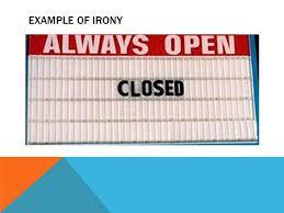 literary elements in literature symbolism allusion u0026 irony san