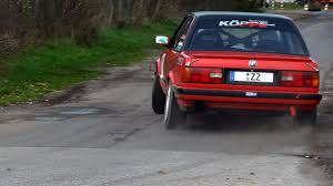 bmw e30 rally car bmw e30 rally sound 318is 325i m3