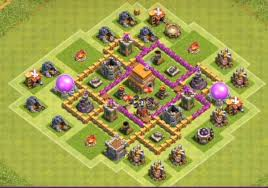 coc map layout th6 top 6 best th6 trophy bases anti everything 2018 2 air defenses
