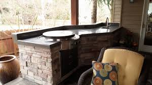 home design cool outdoor cooktop kitchen ideas with grill and