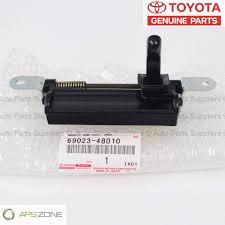 lexus rx300 parts uk genuine lexus rx300 lift gate handle oem 69023 48010 ebay