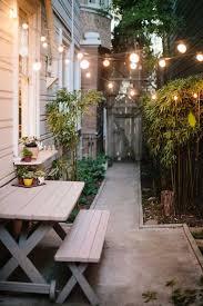 Home Design For Narrow Land Best 25 Narrow Garden Ideas On Pinterest Small Gardens Side