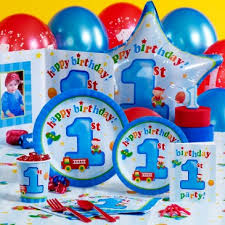 1st birthday party ideas boy articles birthday party supplies