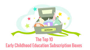themes in the education of little tree the top 10 early childhood education subscription box programs