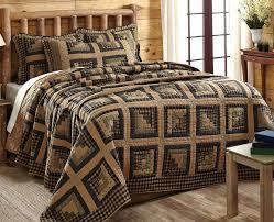 Cabin Bed Sets Browning Country Comforter Set Cabin Quilt Bedding Sets Cabin