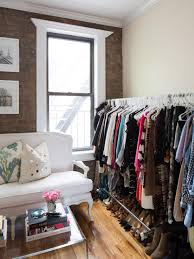 12 no closet clothes storage ideas room makeovers to suit your