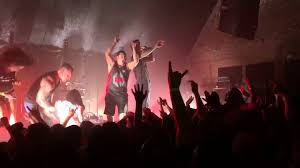 Home Theater Mesa Az Parkway Drive Carrion Live At The Nile Theater Mesa Az 12 3 15
