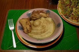 la cuisine de soulef la puree de pomme de terre au poulet la cuisine de soulef