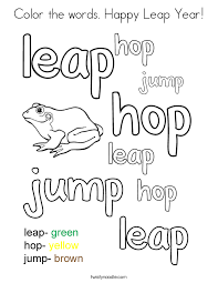 d day coloring pages leap year coloring pages twisty noodle