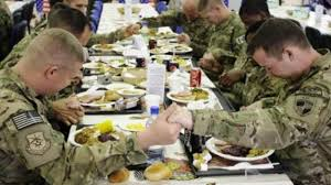 health net federal services sponsors uso thanksgiving dinner uso