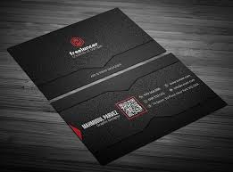Best Visiting Card Designs Psd Free Corporate Business Card Psd Template