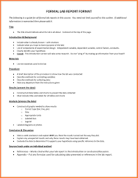 section 7 report template 7 science lab report template for middle school progress report