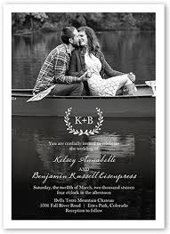 Monogram Wedding Invitations Refined Monogram Wedding Card Wedding Invitations Shutterfly