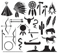 native american bow and arrow clipart clipartxtras