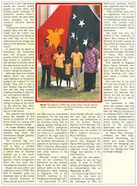Who Made The Flag The Lady Who Made Our Flag Madang Ples Bilong Mi