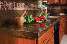 Recycled Glass Backsplash Tile by Make A Statement With A Trendy Mosaic Tile For The Kitchen
