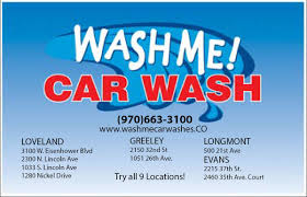 Inside Car Wash Near Me Wash Me Car Wash Loveland Co Self Service Car Wash Hands Free