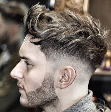 textured top faded sides men s popular hairstyles 2016 2016 fashion newby s