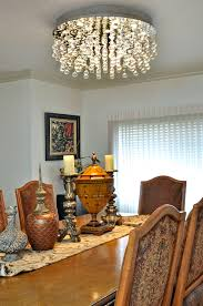 flush ceiling lights living room installation gallery dining room lighting