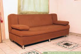picture of couch 4 ways to get a stain out of a microfiber couch wikihow