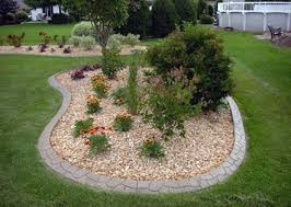 Flower Bed Border Ideas 64 Flower Bed Edging Ideas