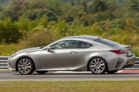 lexus performance damper lexus turbocharges 2016 rc coupe adds v6 awd version too in the u s