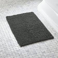 Rug For Bathroom Bathroom Rugs And Bath Mats Crate And Barrel