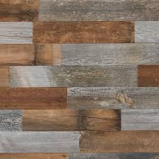 shop artis wall 20 sq ft origil reclaimed wood wall plank kit at