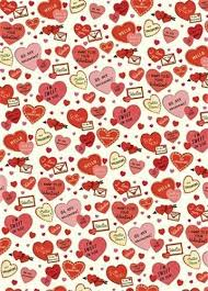 heart wrapping paper 36 best wrapping paper vintage images on