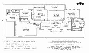 Two Bedroom House Plans With Loft Two Story House Plans Lofts New 2 Story 3 Bedroom House Plans