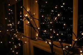 window lights lights card and decore