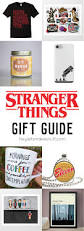 this stranger things gift guide has everything you need for a trip