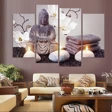 Moderne Leuchten Fur Wohnzimmer Preis Auf Modern Buddha Painting Vergleichen Online Shopping